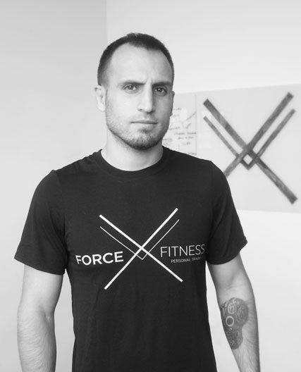 FORCE Fitness' Founding Trainer: Ryan Conforti