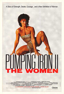 Pumping Iron II movie